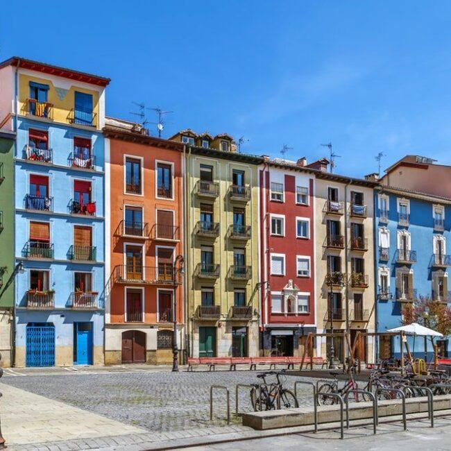 Pamplona on the Camino de Santiago