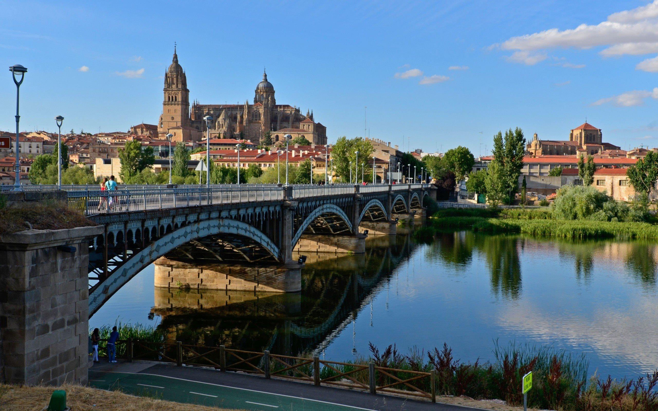 Salamanca Puente Romano